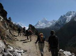 Пропавшие на севере Непала туристы из России спасены