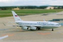 У Ил-96 «Аэрофлота» при посадке на Кипре лопнуло колесо