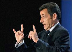 У Саркози назвали обыски в его доме и офисе показушными