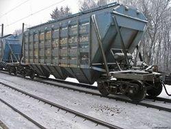 вагон с удобрениями