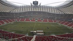 УЕФА не понравилась польская трава: газоны придется заменить