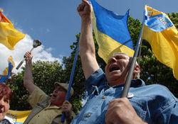 Украинцы стали более решительны в протестах – социологи