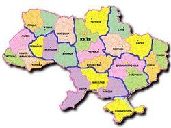 Украину пока не будут делить на регионы