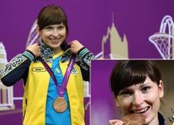 Украина завоевала вторую за день медаль на ОИ-2012