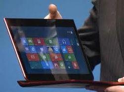 У ультрабуков Intel будет тачскрин