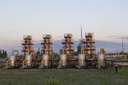 хранилище газа