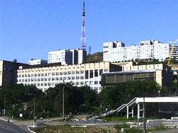 Университет во Владивостоке атаковали рейдеры?