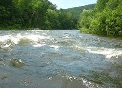 Уровень воды в реках Приморья может подняться на 0,5-1,5 м