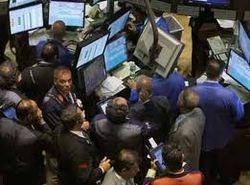 Рынок акций России: падение в конце торгов