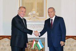 Узбекистан и Венгрия