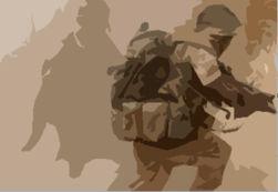 В Афганистане за год убиты двести солдат НАТО