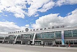 В аэропорту Новосибирска получил повреждения «Боинг»