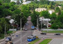 В Чернигове после проверки на рейс вышли 40 из 105 маршруток