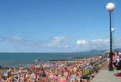 В Черном море «тряхнуло» на 4,7 балла, 3 балла ударило по Сочи