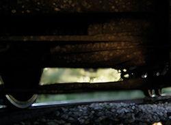 В Дагестане на пути следования товарного поезда прогремел взрыв