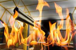 В Дагестане сожжена мечеть, убит имам и прихожанин