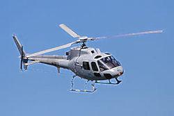 В Якутии пропал вертолет AS-350 с пилотом и двумя пассажирами