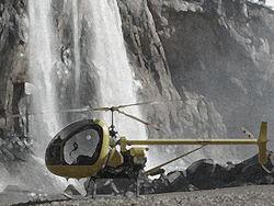 В катастрофе вертолета в Чехии погиб опытный летчик
