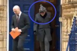 В Лондоне по громкому делу о педофилии задержан глэм-рок певец