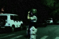 В Махачкале ищут террористов, введен режим КТО