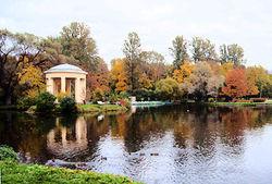 В Петербурге сожгли человека, его личность не установлена