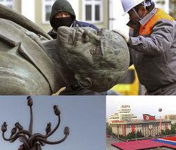 В Пхеньяне и Улан-Баторе «избавились» от Ленина