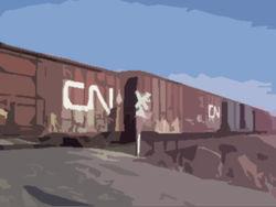 В Польше столкнулись два поезда, обошлось без жертв