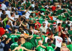 В Польше утонул футбольный болельщик из Ирландии