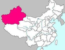 В самом большом регионе КНР произошло сильное землетрясение