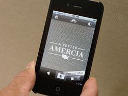 В штабе Митта Ромни не смогли правильно написать «Америка»