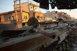 В Сирии диверсанты взорвали нефтепровод и захватили город