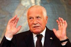Суд Чехии не собирается обвинять экс-президента Чехии в измене