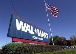 В четвёртом финквартале Wal-Mart нарастил прибыль на 8 процентов