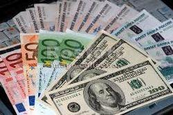 Курс евро и доллара на 17-е сентября