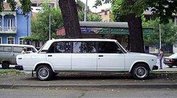 ВАЗ лимузин