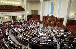 Верховная Рада приступила к переименованию советских названий