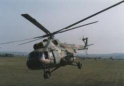 Глава регионального управления МЧС РФ разбился на вертолете - на борту была взрывчатка