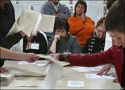 фальсификация выборов