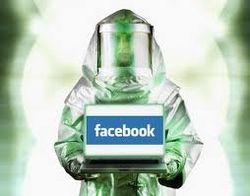 опасный вирус похитил 16 тысяч паролей от Facebook