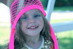 Витас не смог скрыть свою трехлетнюю дочь