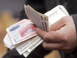 Белорусы отказываются от рублевых вкладов