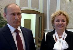 У каждого своя жизнь: официально Путины все еще женаты