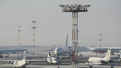 В аэропорту Внуково горел самолет с пассажирами