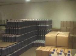 Рынки Киева заполонила дешевая и некрепкая контрафактная водка