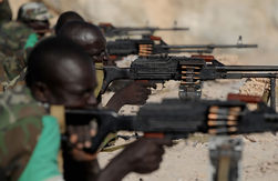 За что гибнут военные в Африке - противоположные мнения Вконтакте и Твиттере