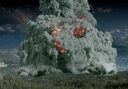 Ученые обнаружили вулкан, способный уничтожить все живое на Земле