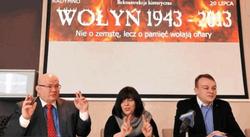В Польше помнят о волынской трагедии