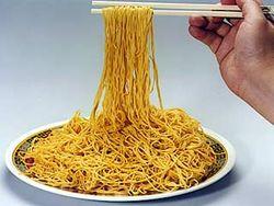 И от лапши можно похудеть – если ее изготовили японцы