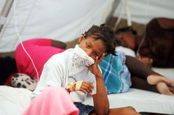 вспышка холеры