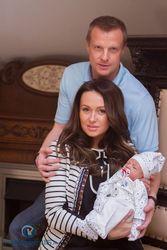 PR: Российский футболист Малафеев показал фото сына